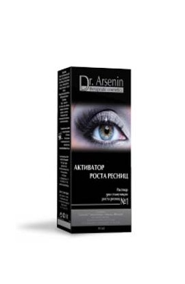 Institute of Naturotherapy ACTIVATOR OF GROWTH OF EYELAS №1 10 ml