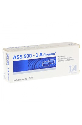 1A Pharma, ASS 500 ,  ( 30 tab)