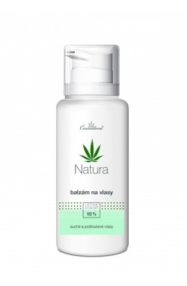 Cannaderm Natura hair balm 200 Ml