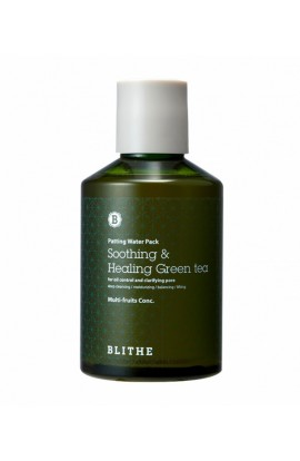 Blithe Patting Splash Mask  Soothing & Healing  Green Tea 200ml