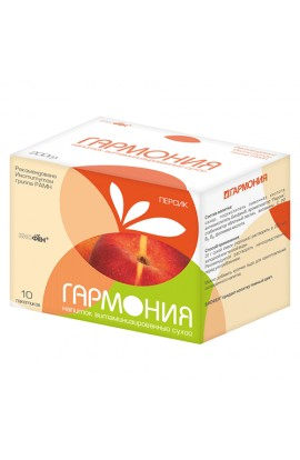 Harmony Drink instant-dry with Biofen Harmony Peach in sachets 200 gr