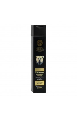 NATURA SIBERICA, A REFRESHING SHOWER GEL A POLAR BEAR, FOR MEN ONLY, 250 ML