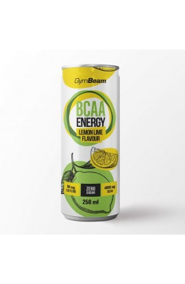 Gymbeam, BCAA Energy drink, 250 ml
