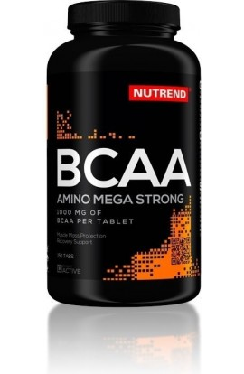 NUTREND, Amino BCAA Mega Strong, 150 tablet