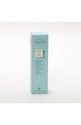 LOGONA, DEO SPRAY, PUR, 100 ML