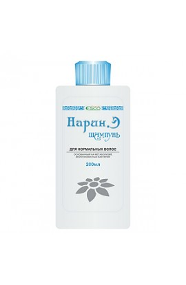 NARIN-E Shampoo for normal hair Narin-E 200 ml.