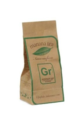 Manana Armenian tea green with herbs 50 g
