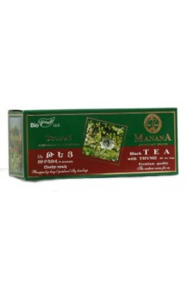 Manana Armenian Tea with thyme in sachets 30 g