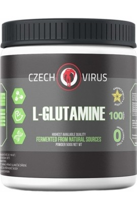Czech Virus, L-Glutamine, 500 g