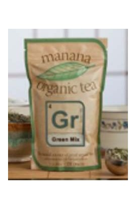 Manana Tea green with herbs 28g