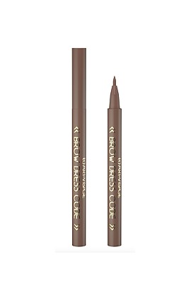 ART-VISAGE Brow Pencil Pencil Brow dress code resistant 803 dark brown