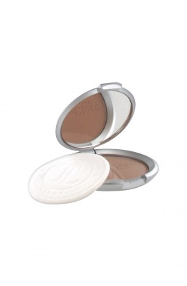 T.Leclerc Pressed Powder 10g, Colour: Peach