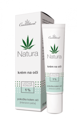 Cannaderm Natura eye cream 15 ml