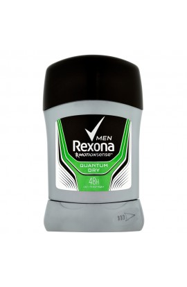 REXONA Men Quantum Solid Deodorant 50 ml