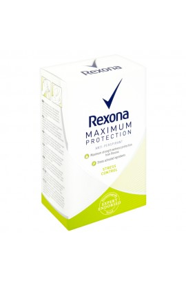 REXONA Maximum Protection Stress Control Solid Deodorant 45 ml