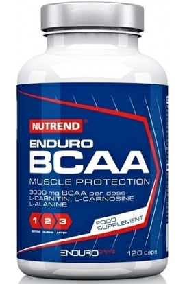 NUTREND, BCAA, 120 tablet