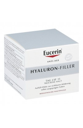 Eucerin Anti-age Hyaluronic Acid Day Dry Skin (50 ml)