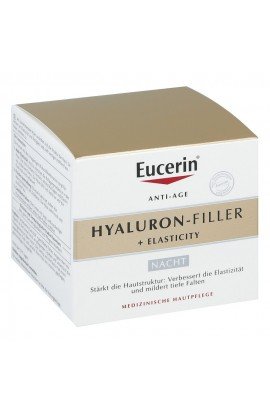 Eucerin Anti-age Elasticity + filler night cream (50 ml)