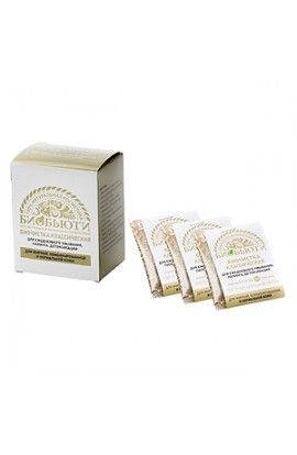 Biobeauty Bio-cleaning Classic for normal to oily skin. Mini-boxing. 21gr