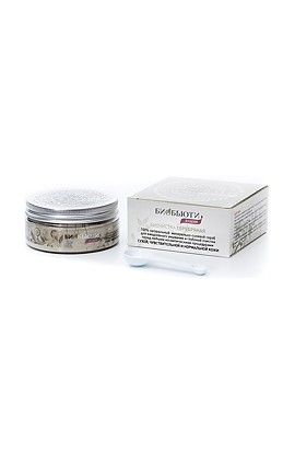 "Biobeauty Bio-cleaning silver ""BioByuti-Elite"" for dry and normal skin 70 g."