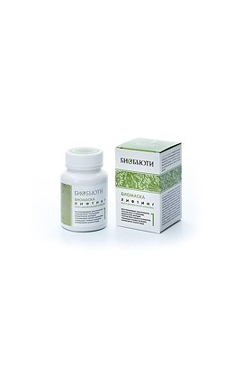 """Biobeauty Biomass for the face """"Biobyut"""" № 1, Lifting, 50 gr."""