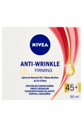 NIVEA  Anti-Wrinkle Revitalige Cream 55+  Daily 50ml