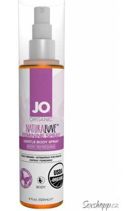 JO System NaturaLove Organic Feminine Spray 120 ml