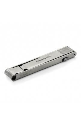 Folding Travel Nail Clippers, Stainless Steel, made in Germany HK-430-9000 Hans Kniebes