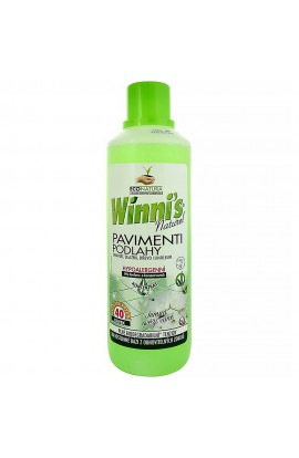 WINNI'S Pavimenti - 1000 ml hypoallergenic ecological cleaner