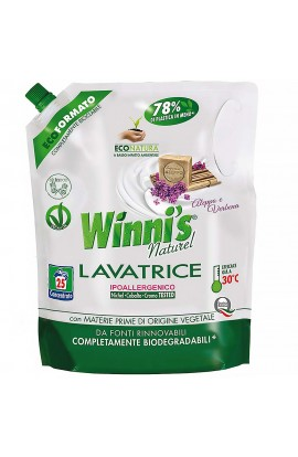 WINNI'S Lavatrice Ecoformato Aleppo - hypoallergenic washing gel 1500 ml