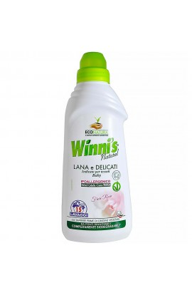 WINNI'S Lana - hypoallergenic washing gel for wool and fine fabrics and baby linen 750 ml