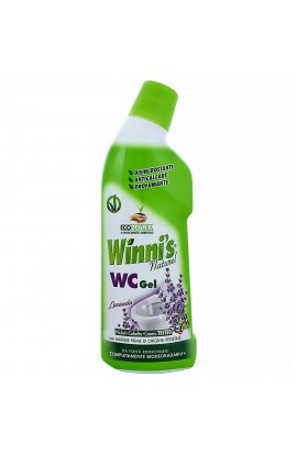 WINNI'S toilet gel - hypoallergenic toilet cleaner 750 ml