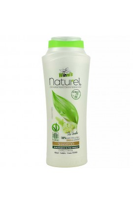 WINNI'S NATUREL Shampoo with green tea for oily hair 250 ml