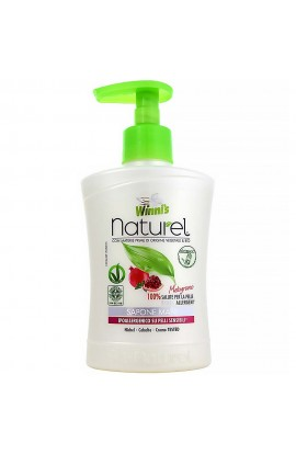 WINNI'S NATUREL Sapone Mani Melograno - hypoallergenic hand soap 250 ml