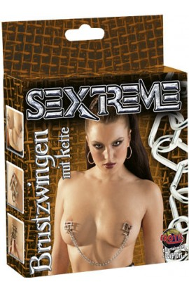 SEXTREME Nipple clips