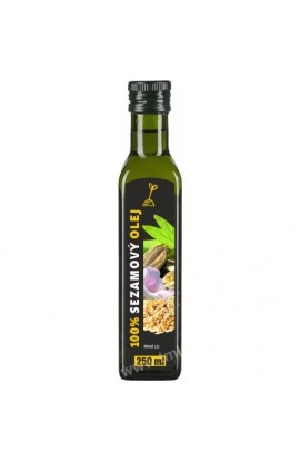 Sesame Oil 100% 250ml RICH