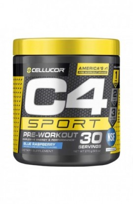 Cellucor C4 Sport Pre Workout Powder Sports Hydration & Energy Drink Supplement with Creatine...