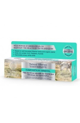 toothpaste 100g Natura Siberica