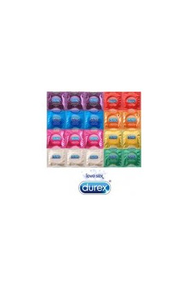 Durex Mix for every occasion - 20 condom packs