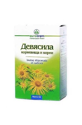 Phytopharm Devyasil rootstocks and roots of elecampane 50 g.
