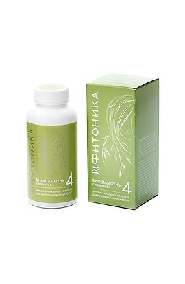 "Biobeauty Bioshampun Fitonika №2 ""With henna"" 130gr"