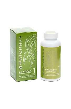 "Biobeauty Bioshampun Phytonics №1 ""With cones of hops"" 130gr"
