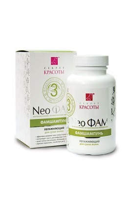 "Biobeauty Famushampoo No. 3, ""NEO FAM"" Moisturizing, for dry hair 130gr"