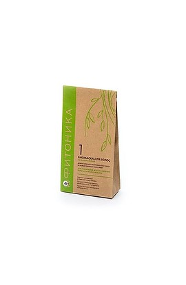 "Biobeauty Biomass for hair Phytonics №1 ""Moisturizing, elasticity and shine"" 150gr"