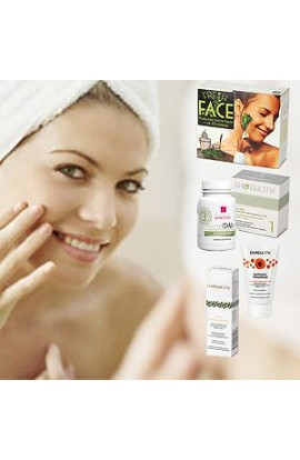 Biobeauty Carry a face cleaning at home for normal and oily skin