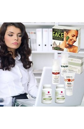 Biobeauty I live in the city, I work in the office, I want to help my tired skin for dry skin