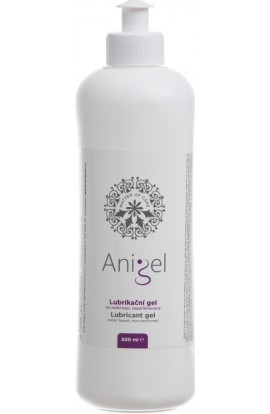 Anigel water-based lubricant gel 500 ml