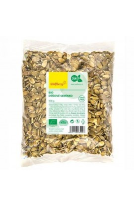 WOLFBERRY BIO Pumpkin seeds peeled 500 g