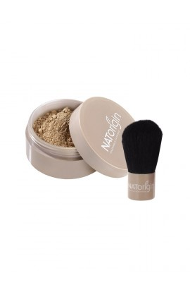 Natorigin powder primer with brush 5 g, Color tone :12: Cashmere