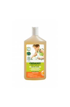 gel for floor tile wash 500ml Organic People